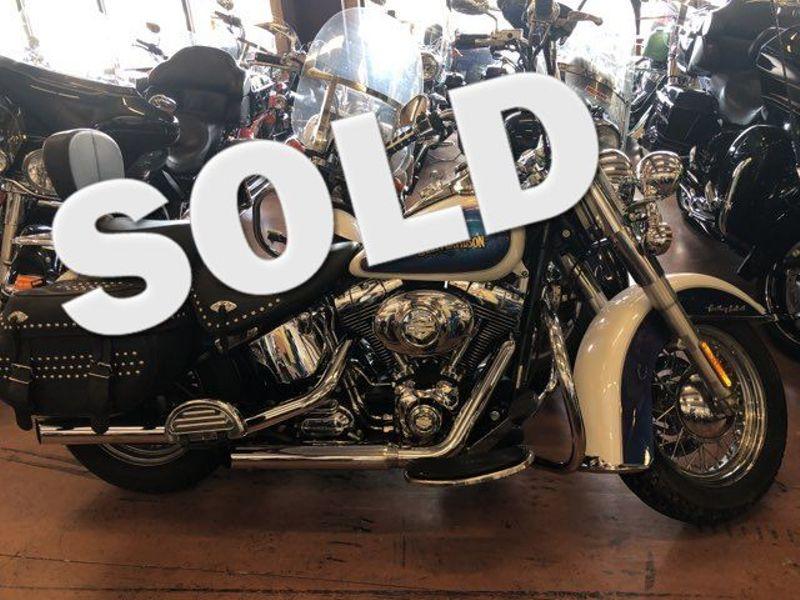 2010 Harley-Davidson FLSTC Heritage Softail Classic  | Little Rock, AR | Great American Auto, LLC in Little Rock AR