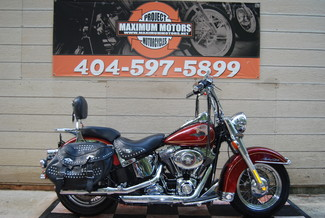 2010 Harley-Davidson Softail® Heritage Softail® Classic Jackson, Georgia