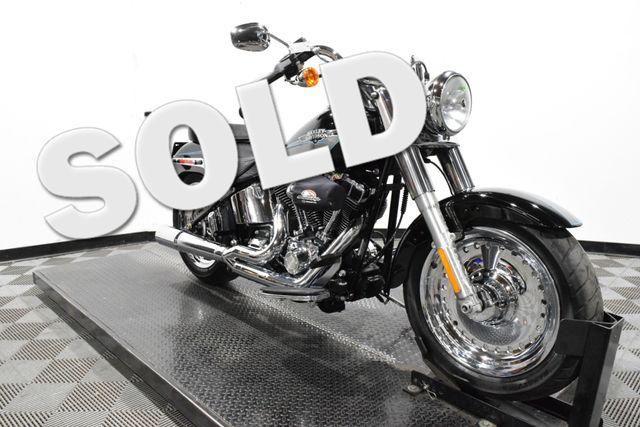 2010 Harley-Davidson FLSTF - Fat Boy