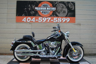2010 Harley Davidson FLSTN Softail Deluxe Jackson, Georgia