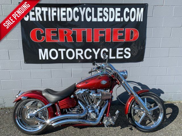 2010 Harley-Davidson FXCWC Rocker C
