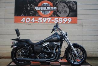 2010 Harley Davidson FXDB Dyna Streetbob Jackson, Georgia