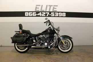 2010 Harley Davidson Heritage Softail Classic in Boynton Beach, FL 33426