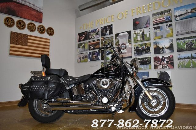 2010 Harley-Davidson HERITAGE SOFTAIL CLASSIC FLSTC HERITAGE CLASSIC