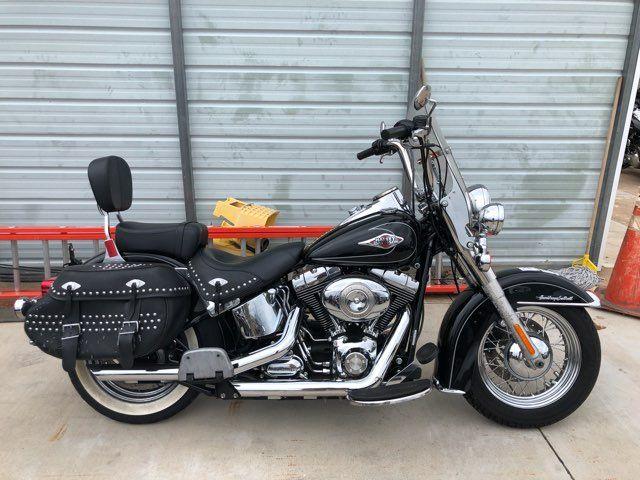 2010 Harley-Davidson Heritage Softail Classic