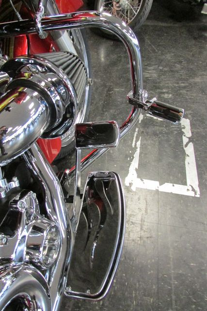 2010 Harley-Davidson Road Glide® Custom Base Arlington, Texas 18