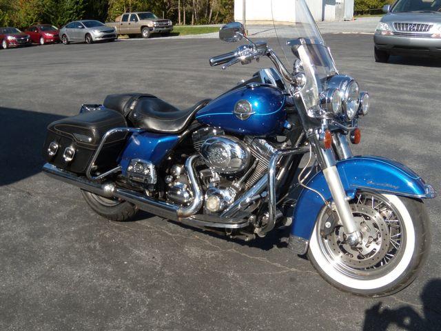 2010 Harley-Davidson Road King Classic FLHRC