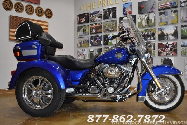 2010 Harley-Davidson ROAD KING CLASSIC FLHRC ROAD KING CLASSIC