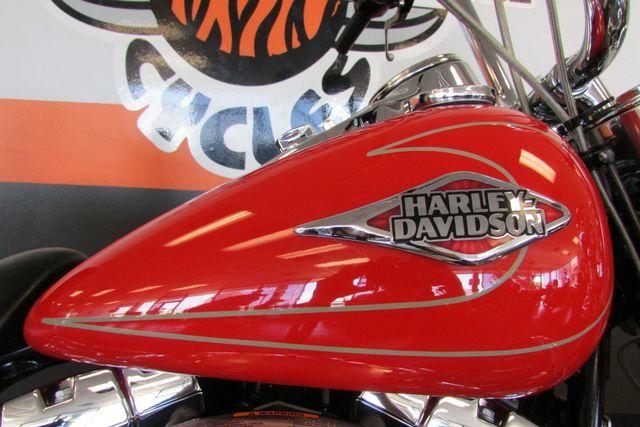 2010 Harley-Davidson Softail® Heritage Softail® Classic Arlington, Texas 17