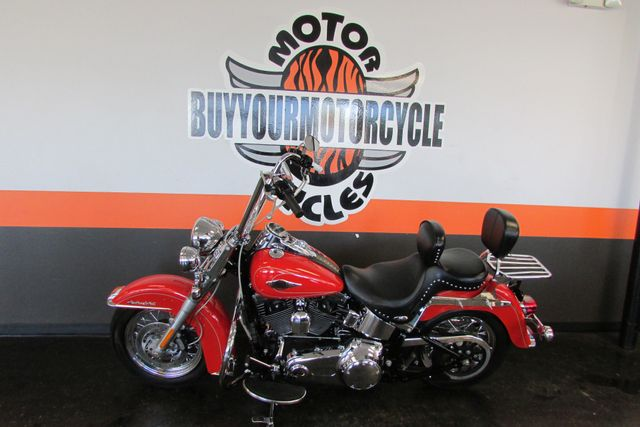 2010 Harley-Davidson Softail® Heritage Softail® Classic Arlington, Texas 29
