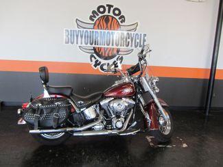 2010 Harley-Davidson Softail® Heritage Softail® Classic in Arlington, Texas Texas, 76010