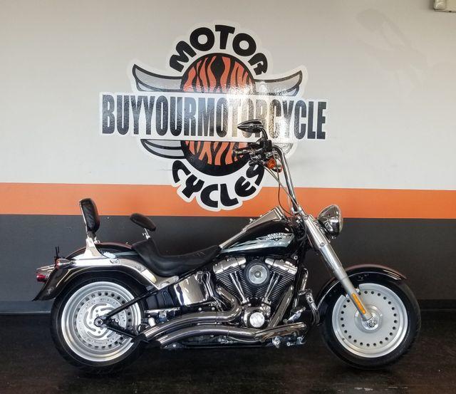 2010 Harley-Davidson Softail® Fat Boy® in Arlington, Texas 76010