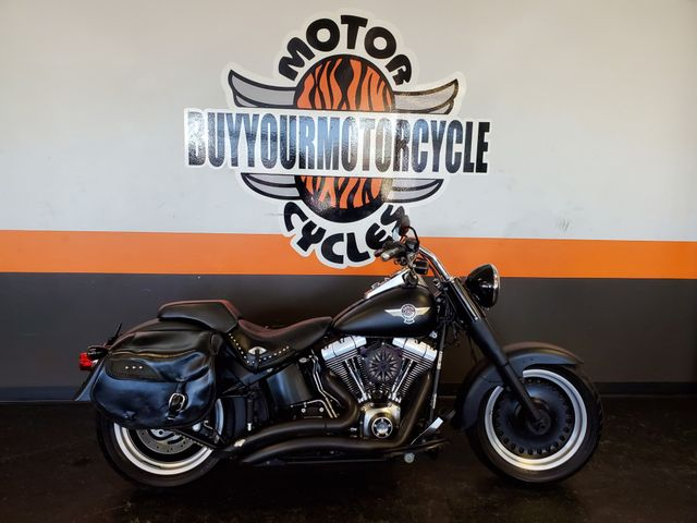2010 Harley-Davidson Softail® Fat Boy® Lo in Arlington, Texas 76010