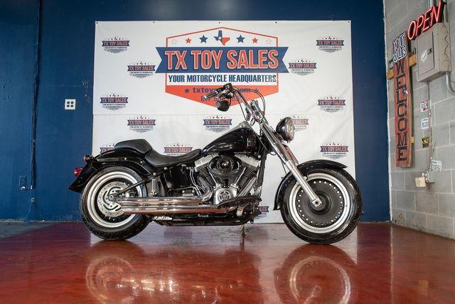 2010 Harley-Davidson Softail Fat Boy Lo