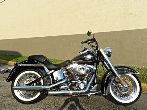 2010 Harley-Davidson Softail Heritage Softail Classic FLSTC A BEAUTY! + EXTRAS ** 30 DAY WARRANTY! in Hollywood, Florida
