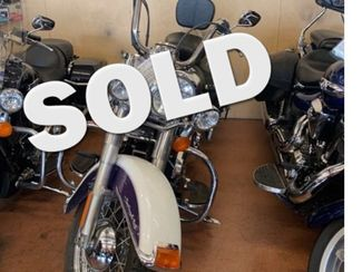 2010 Harley-Davidson Softail® Heritage Softail® Classic - John Gibson Auto Sales Hot Springs in Hot Springs Arkansas