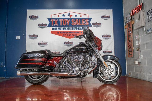 2010 Harley-Davidson® Touring Street Glide in Fort Worth, TX 76131