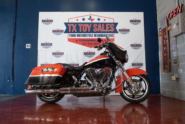 2010 Harley-Davidson Street Glide Street Glide