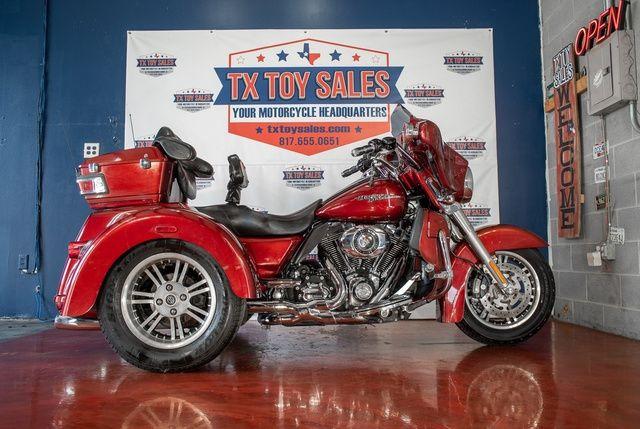 2010 Harley-Davidson® Trike Street Glide® in Fort Worth, TX 76131