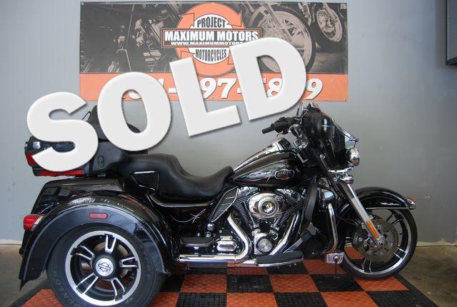 2010 Harley-Davidson Trike Tri Glide Ultra Classic® Jackson, Georgia
