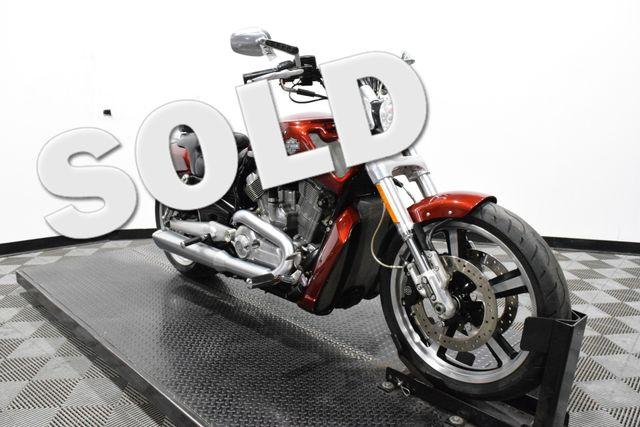 2010 Harley-Davidson VRSCF - V-Rod Muscle