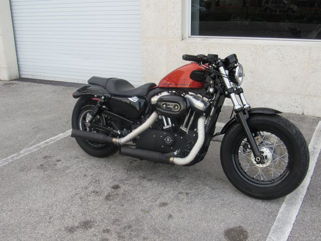 2010 Harley Davidson XL1200X Forty eight in Dania Beach Florida, 33004