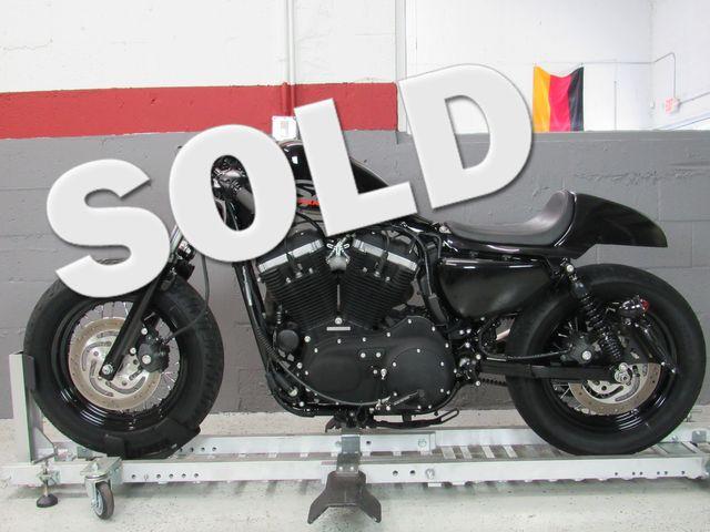 2010 Harley Davidson XL1200X Forty Eight