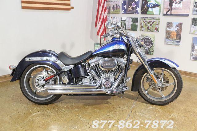 2010 Harley-Davidsonr FLSTSE - CVO Softailr Convertible