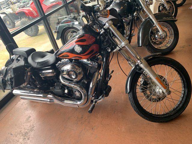 2010 Harley DYNA  - John Gibson Auto Sales Hot Springs in Hot Springs Arkansas