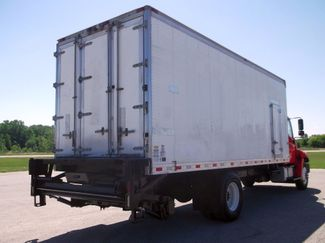 2010 Hino 338 Reefer, 22', Thermo King TS, Liftgate, Auto Lake In The Hills, IL 2