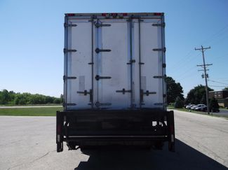 2010 Hino 338 22FT REEFER REFRIGERATOR TRUCK 121K MI Lift Lake In The Hills, IL 3