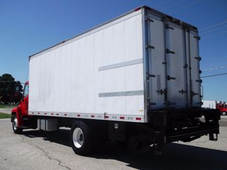 2010 Hino 338 22FT REEFER REFRIGERATOR TRUCK 121K MI Lift Lake In The Hills, IL 4