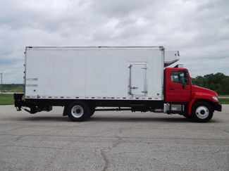 2010 Hino 338 Reefer refrigerator TRUCK 140K MI Lake In The Hills, IL 1