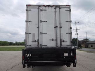 2010 Hino 338 Reefer refrigerator TRUCK 140K MI Lake In The Hills, IL 3