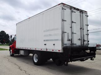 2010 Hino 338 Reefer refrigerator TRUCK 140K MI Lake In The Hills, IL 4
