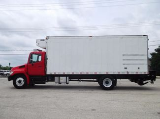 2010 Hino 338 Reefer refrigerator TRUCK 140K MI Lake In The Hills, IL 5