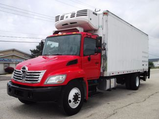 2010 Hino 338 Reefer refrigerator TRUCK 140K MI Lake In The Hills, IL 6