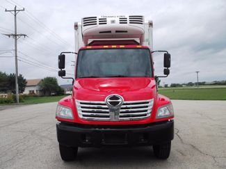 2010 Hino 338 Reefer refrigerator TRUCK 140K MI Lake In The Hills, IL 7