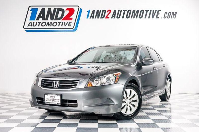 Exceptional 2010 Honda Accord LX
