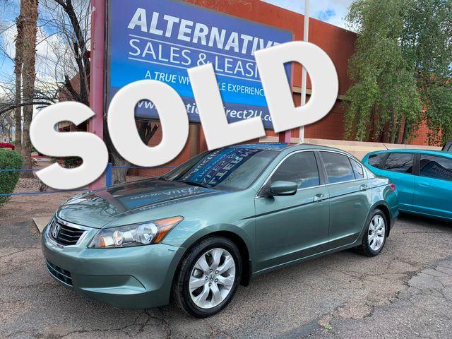 2010 Honda Accord EX-L 3 MONTH/3,000 MILE NATIONAL POWERTRAIN WARRANTY Mesa, Arizona