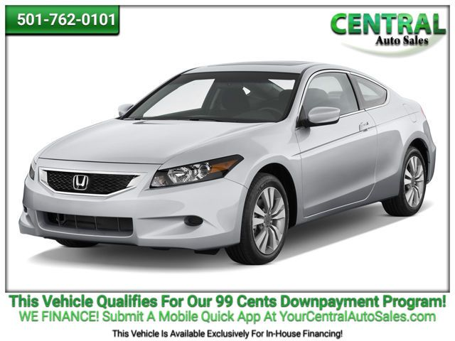 2010 Honda Accord EX-L | Hot Springs, AR | Central Auto Sales in Hot Springs AR