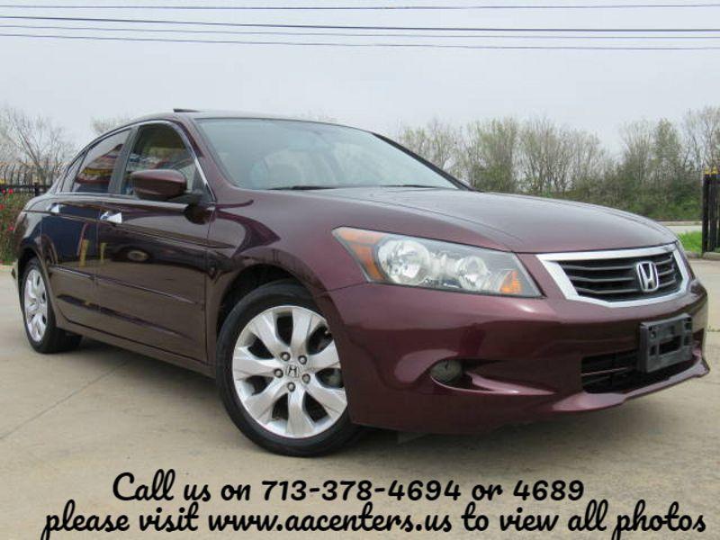 2010 Honda Accord EX-L | Houston, TX | American Auto Centers in Houston TX