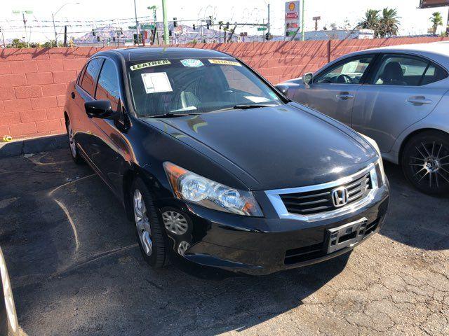 2010 Honda Accord EX-L CAR PROS AUTO CENTER (702) 405-9905 Las Vegas, Nevada 1