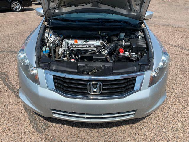 2010 Honda Accord LX 3 MONTH/3,000 MILE NATIONAL POWERTRAIN WARRANTY Mesa, Arizona 8