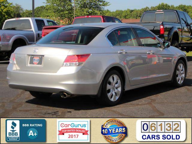 2010 Honda Accord EX-L - SUNROOF - HEATED LEATHER - BLUETOOTH! Mooresville , NC 2