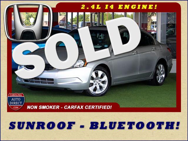 2010 Honda Accord EX-L - SUNROOF - HEATED LEATHER - BLUETOOTH! Mooresville , NC