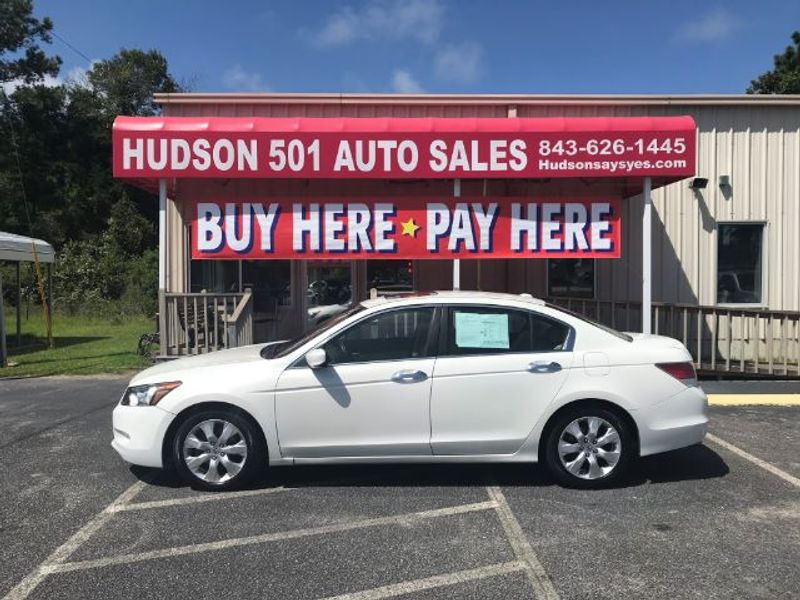 2010 Honda Accord EX-L | Myrtle Beach, South Carolina | Hudson Auto Sales in Myrtle Beach South Carolina