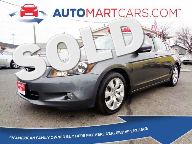 2010 Honda Accord EX-L   Nashville, Tennessee   Auto Mart Used Cars Inc. in Nashville Tennessee