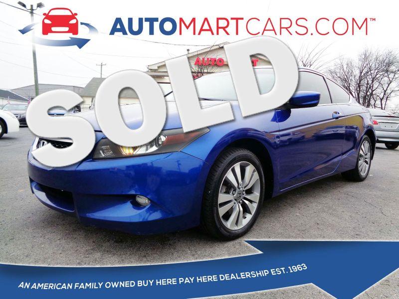 2010 Honda Accord EX   Nashville, Tennessee   Auto Mart Used Cars Inc. in Nashville Tennessee
