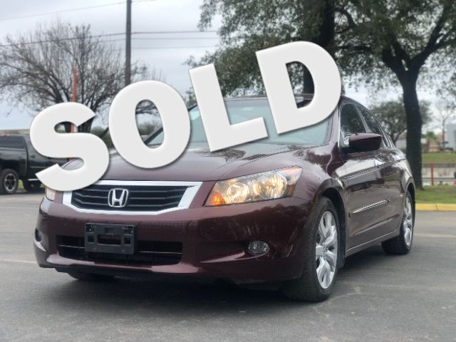 2010 Honda Accord EX-L in San Antonio, TX 78233